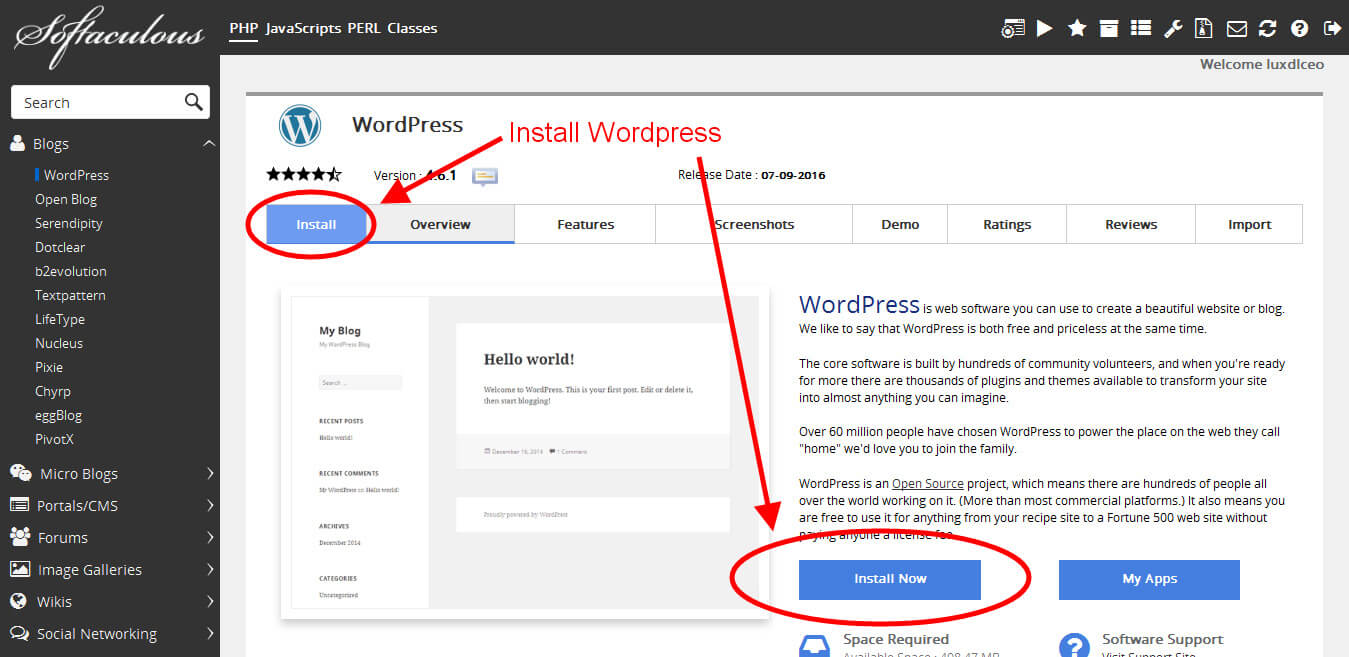 how-to-install-wordpress-using-softaculous-4