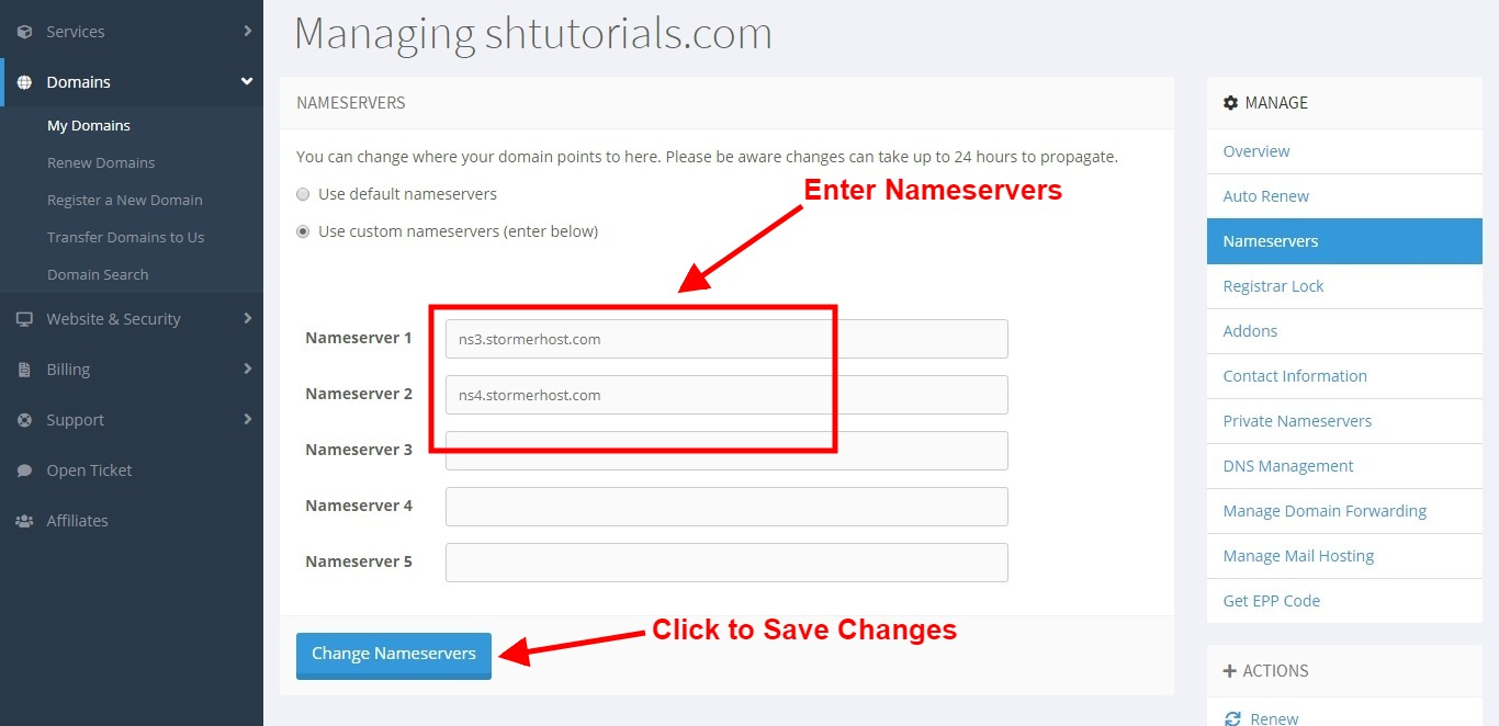 how to update domain nameservers-4